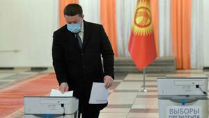 Kırgızistanda halk sandık başına gitti