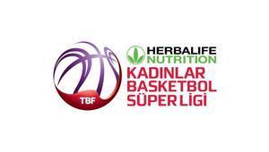 Kadınlar Basketbol Süper Liginde 17. maç haftası yarın başlıyor