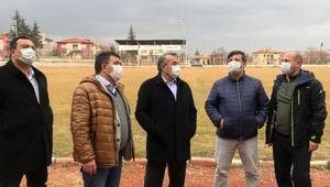 Vali Yardımcısı Kayadan Bolvadine ziyaret