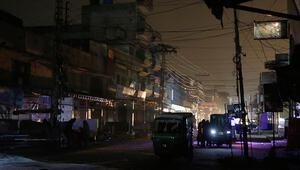 Pakistanda meydana gelen elektrik kesintileri son buldu