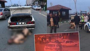 Rize'de kaçırıp dövdükleri kişiye kâbusu yaşattılar Şok detaylar…