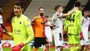 Galatasaray Gençlerbirliği maçında çok konuşulan Übeyd Adıyamandan paylaşım