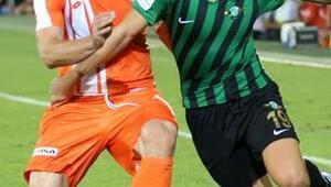 TFF 1. Ligde ilk yarı yarın tamamlanıyor Akhisarspor ile Adanaspor...