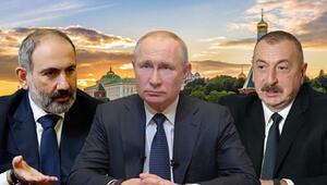 Son dakika: Putin, Aliyev ve Paşinyan yarın Moskovada görüşecek