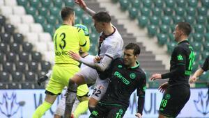 Fatih Karagümrük 2-1 Konyaspor / Maçın özeti ve goller