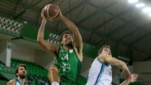 Basketbol Süper Ligi | Darüşşafaka Tekfen 84-72 Türk Telekom