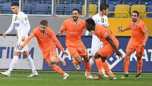 Ankaragücü 1-2 Başakşehir / Maç özeti ve goller