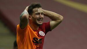 Galatasaraydan Oğulcan Çağlayan açıklaması 6 maç men ve 1.2 milyon euro ceza