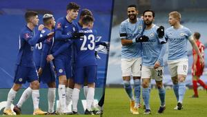 Chelsea ve Manchester City, Federasyon Kupasında 4. tura yükseldi