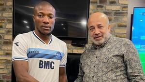 Adana Demirspor, Francis Ezehi transfer etti