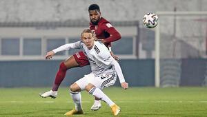 Hatayspor 2-2 Beşiktaş (Maçın özeti ve golleri)