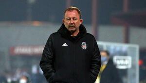 Beşiktaşta Sergen Yalçından maç sonu transfer açıklaması Bekliyoruz