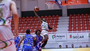 Aliağa Petkimspor 98-77 Büyükçekmece Basketbol