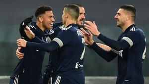 Juventus, Sassuoloyu 3-1 yenerek üst üste 3. galibiyetini aldı