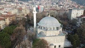 Mimar Sinan'ın eseri caminin restorasyonunda sona gelindi