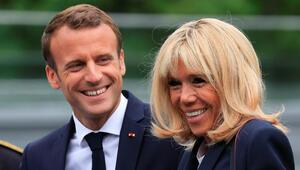 Fransa Cumhurbaşkanı Emmanuel Macron ve eşi Brigitte ile ilgili bomba iddia