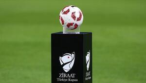 Ziraat Türkiye Kupasında son 16 turu maçları ne zaman İşte bu haftanın programı
