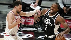 NBAde Gecenin Sonuçları | LA Clippers, Chicago Bullsu mağlup etti