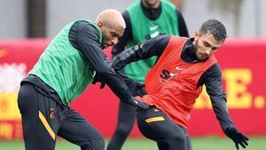 Galatasaray kupada tur peşinde Yeni Malatyaspor ile deplasmanda...