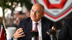 Gaziantep FK Başkanı Büyükekşiden yeni teknik direktör açıklaması
