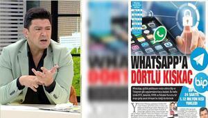 WhatsApp gizlilik sözleşmesindeki büyük tehlike ne Türkiye ne yapacak