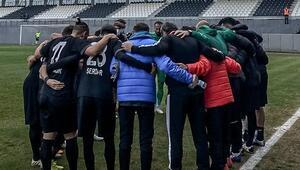 Profesyonel liglerin tek namağlup takımı Manisa FK Hedef süper Lig...
