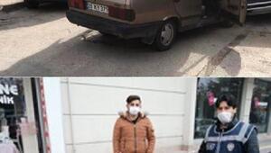 Eskişehir'de motosiklet ve otomobil çalan 5 şüpheli yakalandı
