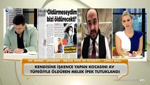 Melek İpek'in avukatı Neler Oluyor Hayattaya olayla ilgili çarpıcı detaylar paylaştı