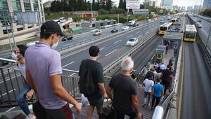 20 yaş altı ve 65 yaş üstüne toplu taşıma yasak mı 15 Ocak itibari ile sona erecek..