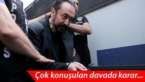 Son dakika: Adnan Oktar Organize Suç Örgütü davasında karar