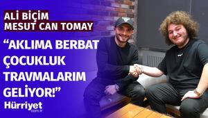 Ali Biçim & Mesut Can Tomay konuştu Aşk I İtiraflar I Klip sürprizi I Aslı Enver I Cem Yılmaz