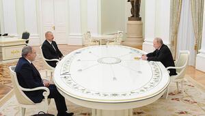 Moskovada kritik Karabağ zirvesi sona erdi