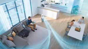 Evlerde sağlıklı ortamı teknoloji sağlayacak
