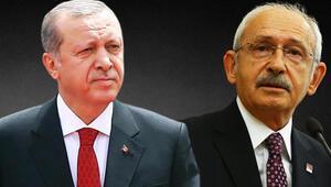 Son dakika... Cumhurbaşkanı Erdoğandan Kılıçdaroğluna dava