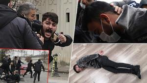 Aleyna Çakır'ın ölümü sonrası gündeme gelmişti Ümitcan Uygunun yakınları gazetecilere saldırdı