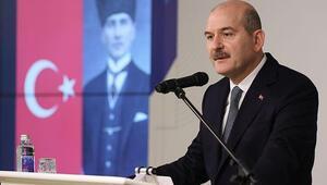 İçişleri Bakanı Süleyman Soylu açıkladı... Yurt içinde yüzde 87 azaldı