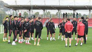 Ümit Milli Futbol Takımının hazırlık kampı aday kadrosu açıklandı
