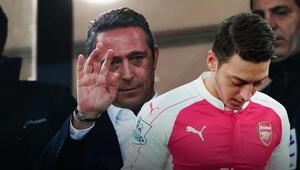 Fenerbahçeden son dakika Mesut Özil açıklaması: Geçmişe nazaran daha yakınız
