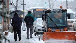 İstanbula ne zaman kar yağacak İstanbul için kuvvetli yağış ve kar uyarısı