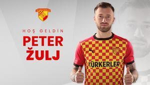 Göztepe, Peter Zulju sezon sonuna kadar kiraladı