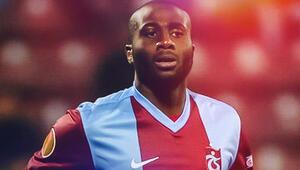 Trabzonsporun eski futbolcusu Sol Bambadan üzücü haber