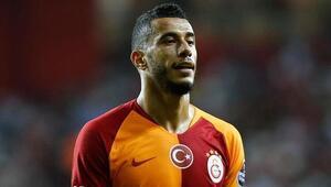Galatasarayda Younes Belhandadan ırkçılık tepkisi