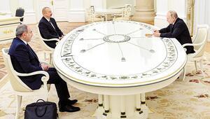 Savaş sonrası ilk kez aynı masada... Moskova'da üçlü zirve