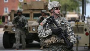 Bidenın yemin töreni için Washingtondaki Ulusal Muhafız sayısı 15 bini bulabilir