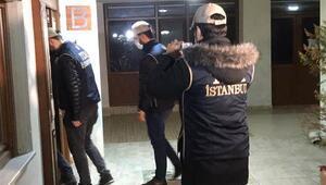 33 ilde FETÖye dev operasyon Yüzden fazla kişi için gözaltı kararı