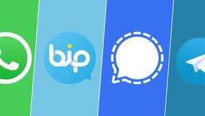 WhatsAppın alternatifleri neler Hangi uygulamalar öne çıkıyor