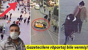 İstanbulda nefes kesen takip Görüntüler kare kare incelendi...