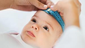 Bebeklerde baş çevresi ölçümü nasıl yapılır Baş çevresi normalden büyükse dikkat