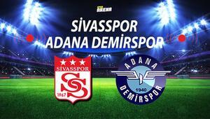 Sivasspor Adana Demirspor maçı ne zaman saat kaçta hangi kanalda 24üncü mücadele