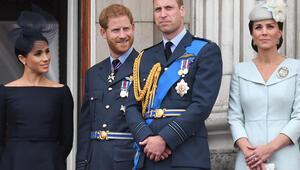 Prens William ile Prens Harry cephesinde beklenmedik gelişme: Bir de hediye gönderdiler